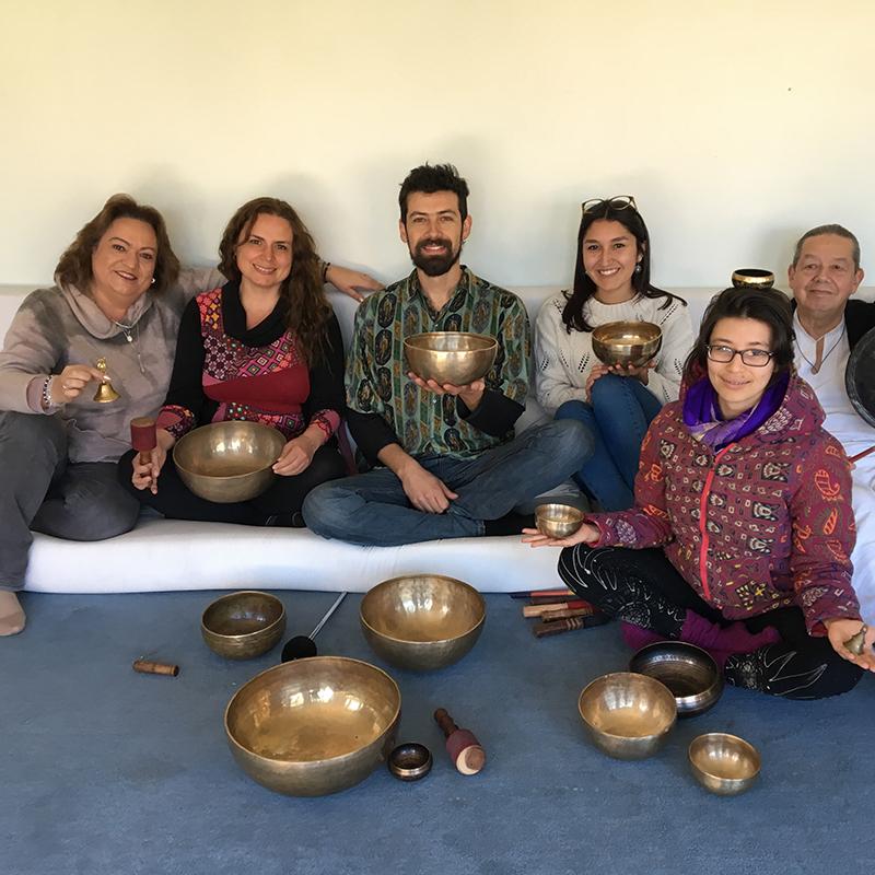 Grupo Abierto de Musicoterapia (2018)